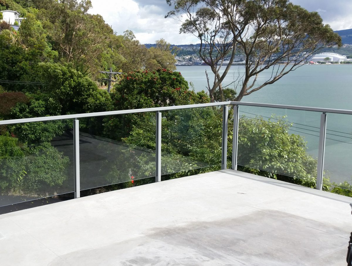 Edge Balustrade