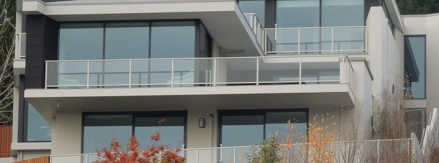 Framed Glass Balustrades